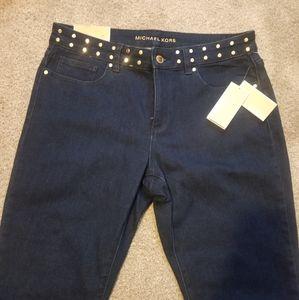 Brand New Michael Kors skinny Jeans